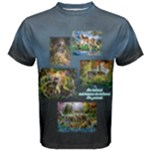 wolves shirt - Men s Cotton Tee