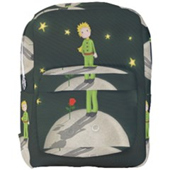 The Little Prince Full Print Backpack by Valentinaart