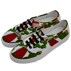 Frida Kahlo Doll Women s Classic Low Top Sneakers by Valentinaart