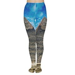 Pyramid Egypt Ancient Giza Women s Tights by Celenk