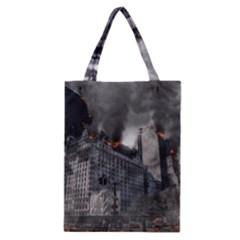 Apocalypse War Armageddon Classic Tote Bag