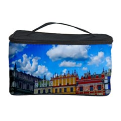 Buildings Architecture Architectural Cosmetic Storage Case by Celenk