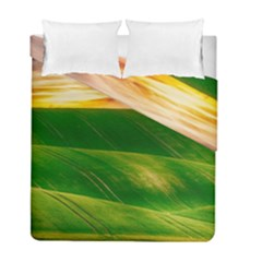 Hills Countryside Sky Rural Duvet Cover Double Side (full/ Double Size)