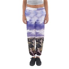 Mountain Snow Landscape Winter Women s Jogger Sweatpants