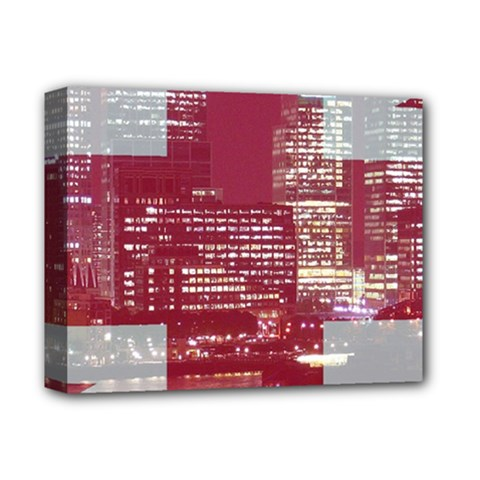 London England City Deluxe Canvas 14  X 11  by Celenk