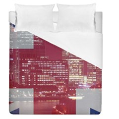London England City Duvet Cover (queen Size)