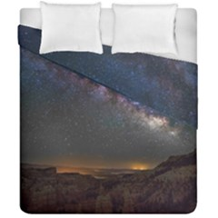 Fairyland Canyon Utah Park Duvet Cover Double Side (california King Size) by Celenk