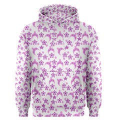 Violet Winter Hats Men s Pullover Hoodie by snowwhitegirl
