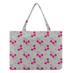 Bubblegum Cherry Medium Tote Bag