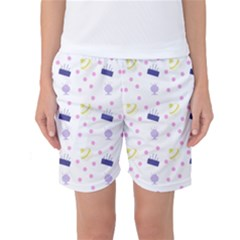 Cakes And Sundaes Women s Basketball Shorts by snowwhitegirl
