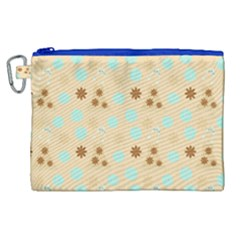 Beige Dress Canvas Cosmetic Bag (xl) by snowwhitegirl