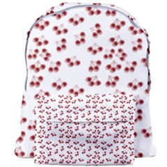 Red Cherries Giant Full Print Backpack by snowwhitegirl