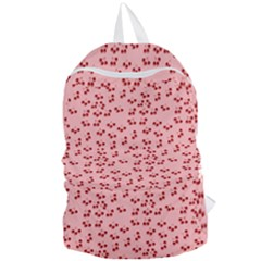 Rose Cherries Foldable Lightweight Backpack by snowwhitegirl