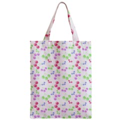 Candy Cherries Zipper Classic Tote Bag by snowwhitegirl