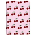 Pink Cherries Apple iPad Pro 9.7   Flip Case View1