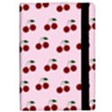 Pink Cherries Apple iPad Pro 9.7   Flip Case View2