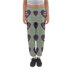 Cupcake Green Women s Jogger Sweatpants by snowwhitegirl
