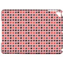 Grey Red Eggs On Pink Apple iPad Pro 9.7   Hardshell Case View1