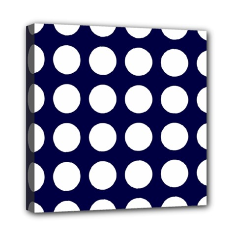 Big Dot Blue Multi Function Bag	 by snowwhitegirl