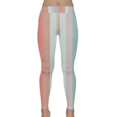 Seafoam Splash Classic Yoga Leggings by snowwhitegirl