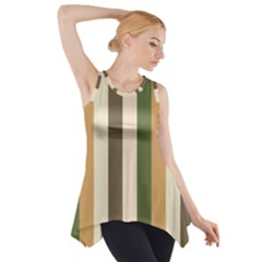 Earth Goddess Side Drop Tank Tunic by snowwhitegirl