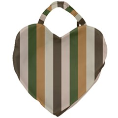 Earth Goddess Giant Heart Shaped Tote