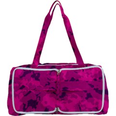Pink Camouflage Multi Function Bag
