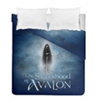 SOA Priestess Barge Duvet Cover Double Side (Full/ Double Size)