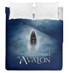 SOA Priestess Barge Duvet Cover Double Side (Queen Size)