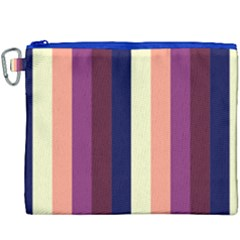 Sisters Canvas Cosmetic Bag (xxxl) by snowwhitegirl