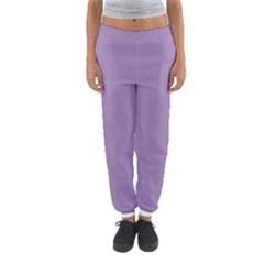 Grape Light Women s Jogger Sweatpants by snowwhitegirl