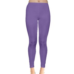 Purple Star Leggings  by snowwhitegirl