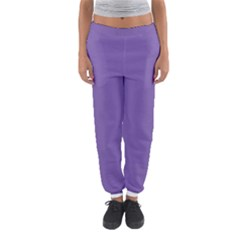 Purple Star Women s Jogger Sweatpants by snowwhitegirl