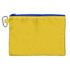 Cheesy Canvas Cosmetic Bag (xl) by snowwhitegirl
