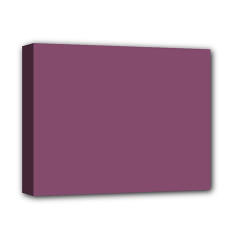 Medium Grape Deluxe Canvas 14  X 11  by snowwhitegirl