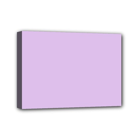Lilac Morning Mini Canvas 7  X 5  by snowwhitegirl