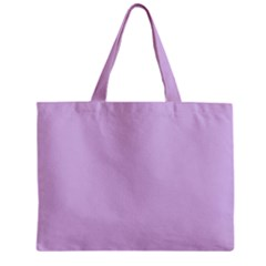 Lilac Morning Mini Tote Bag by snowwhitegirl