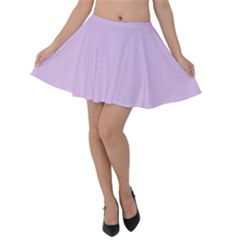Lilac Morning Velvet Skater Skirt by snowwhitegirl