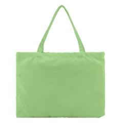 Meadow Green Medium Tote Bag by snowwhitegirl