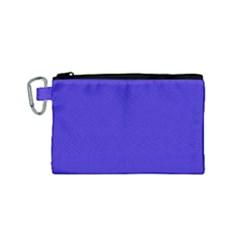 Royalty Canvas Cosmetic Bag (small) by snowwhitegirl