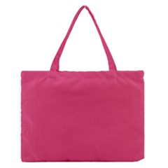 Rosey Day Zipper Medium Tote Bag by snowwhitegirl