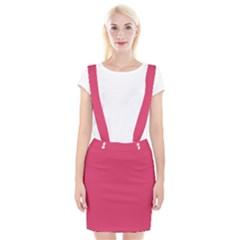 Rosey Day Braces Suspender Skirt