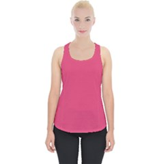 Rosey Day Piece Up Tank Top
