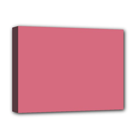 Rosey Deluxe Canvas 16  X 12