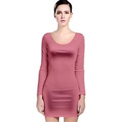Rosey Long Sleeve Bodycon Dress