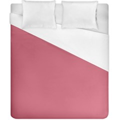 Rosey Duvet Cover (california King Size) by snowwhitegirl