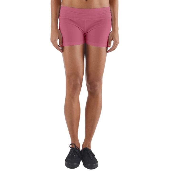 Rosey Yoga Shorts