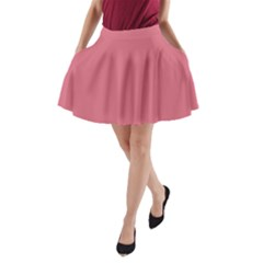 Rosey A Line Pocket Skirt