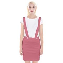 Rosey Braces Suspender Skirt by snowwhitegirl