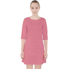Rosey Pocket Dress
